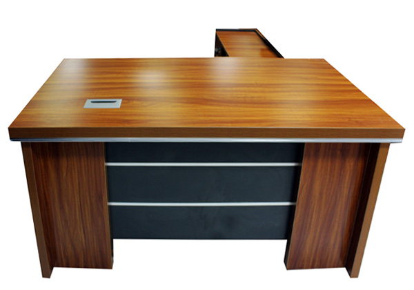 MT1008-LTB52 L Shape Office Table