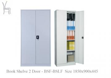 Book Shelve 2 Door - BSF-BSLF